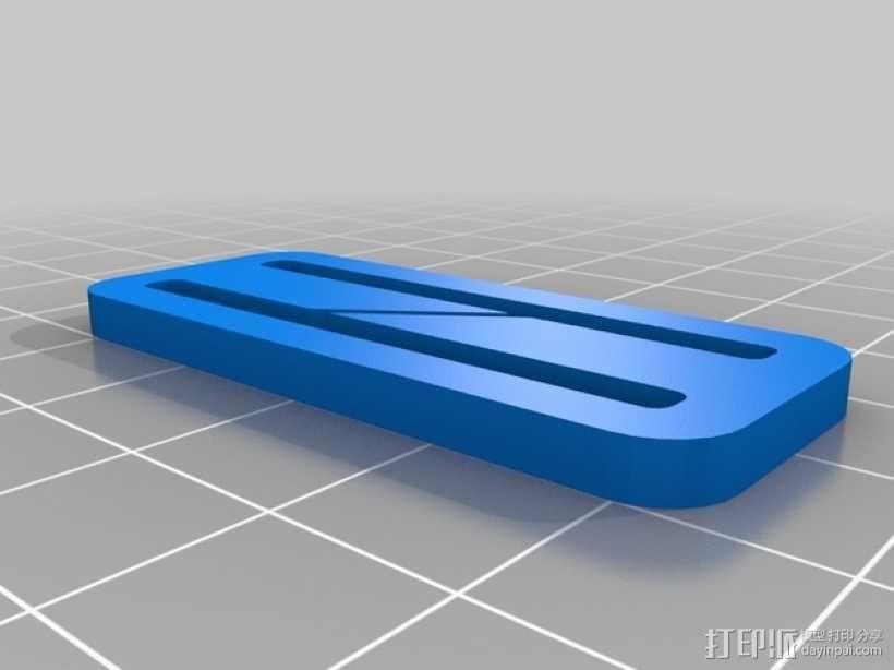 虚拟现实眼镜 3D模型  图8