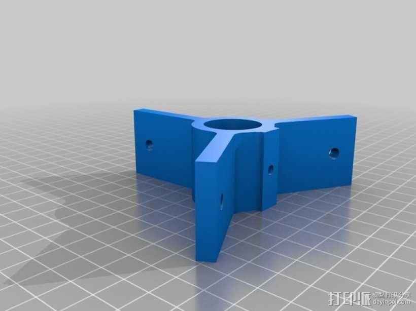 三脚架和腿 3D模型  图5