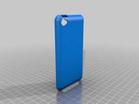 iPod touch 4套 3D模型