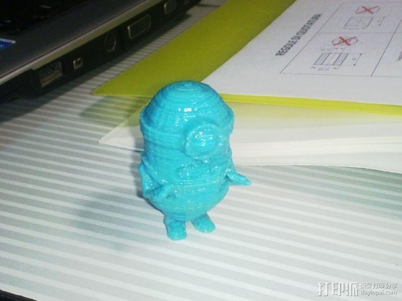 小型USB密钥 3D模型  图4