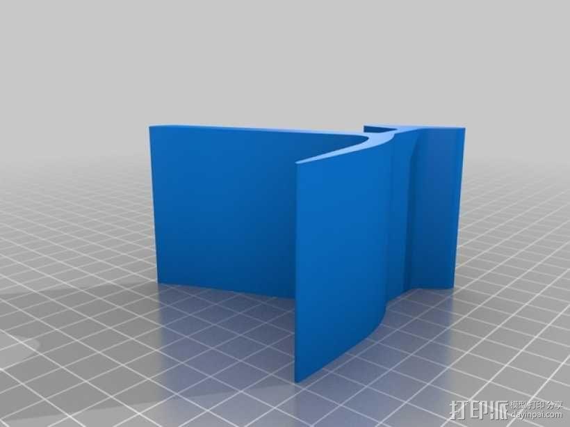 手机支架 3D模型  图2