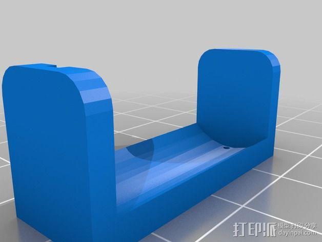 可旋转 相机支撑架 3D模型  图3