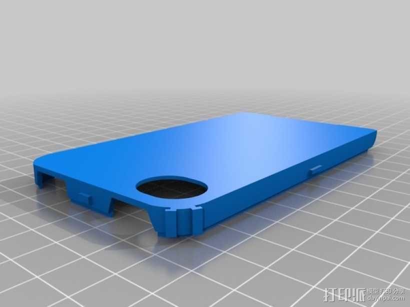 Iphone4 替换式手机套 3D模型  图2