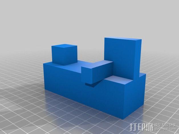 游戏机手柄 3D模型  图8