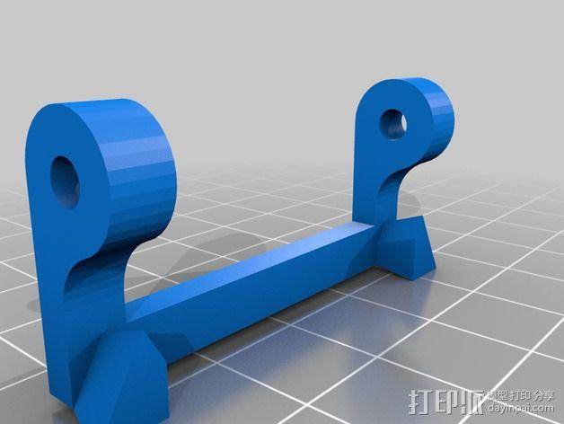 游戏机手柄 手机支架 3D模型  图2