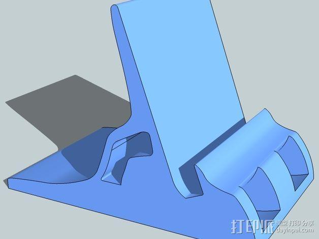 Nexus 5视频通话站架V2 3D模型  图5
