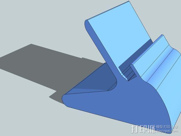 Nexus 数据接口站架 3D模型  图2