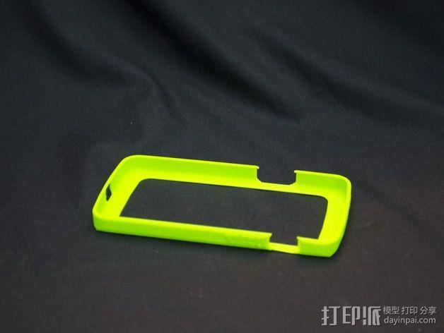 Nexus 4缓冲器 3D模型  图3