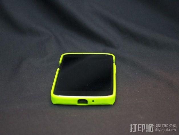 Nexus 4缓冲器 3D模型  图6