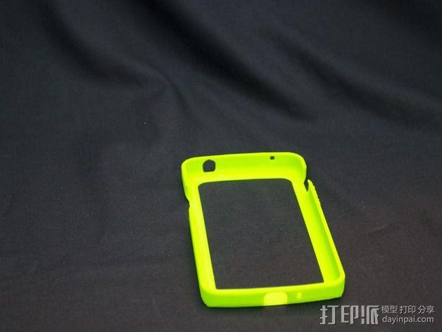 Nexus 4缓冲器 3D模型  图5