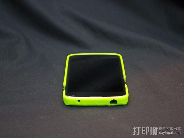 Nexus 4缓冲器 3D模型  图11