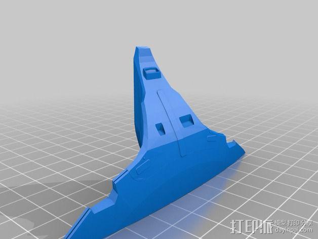 银河级星舰 3D模型  图6