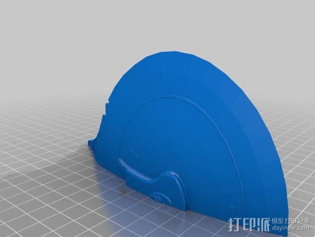 银河级星舰 3D模型  图8