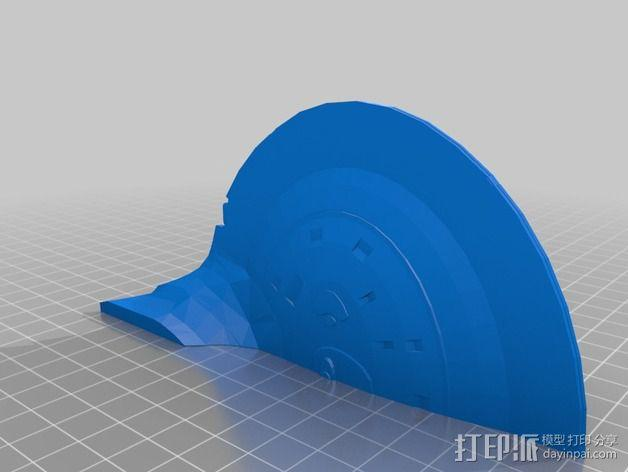 银河级星舰 3D模型  图9