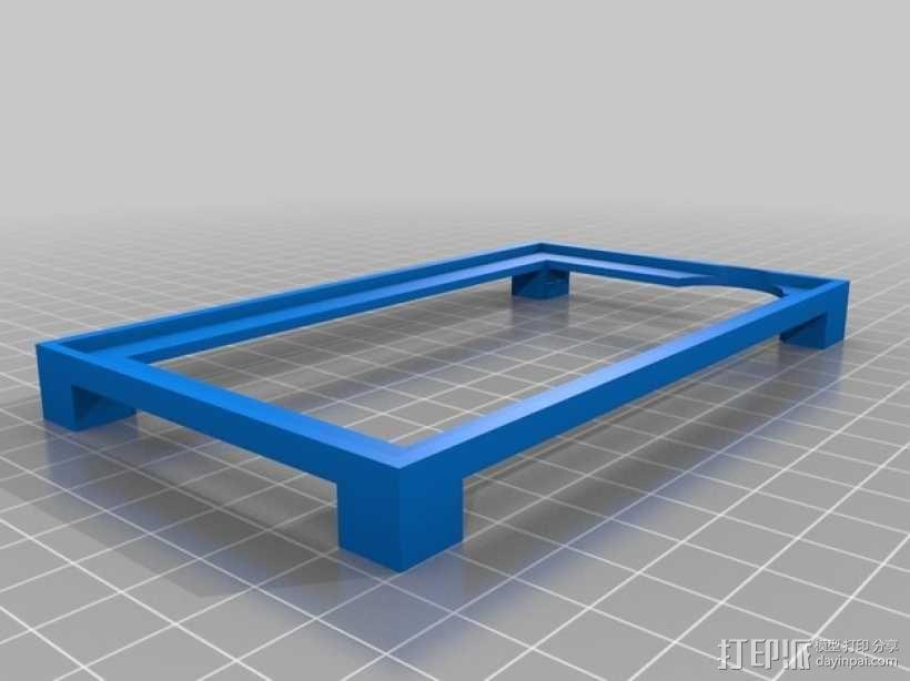 智能手机显微镜 3D模型  图23