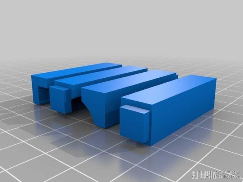 智能手机显微镜 3D模型  图25