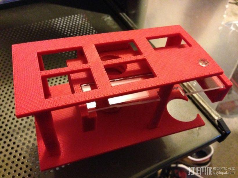 智能手机显微镜 3D模型  图28