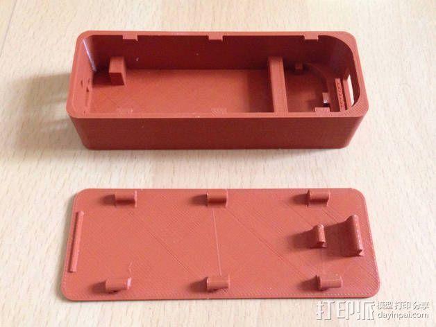 Minty Boost 套盒 3D模型  图1