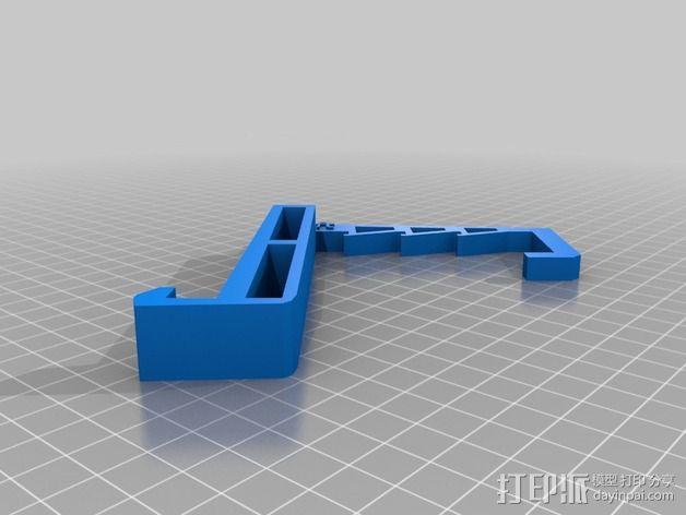 Microsoft Surface RT平板电脑支架 3D模型  图8