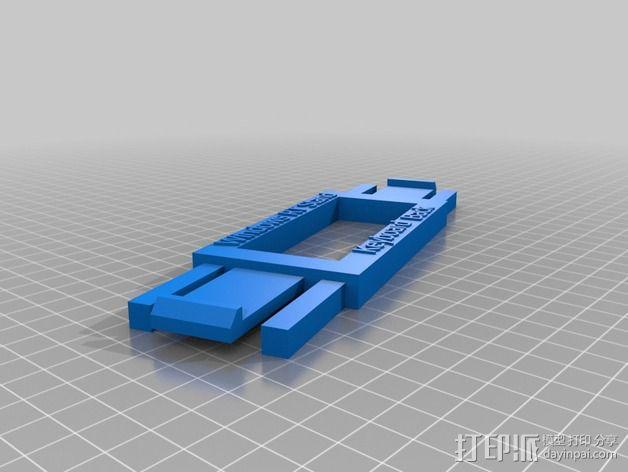 Microsoft Surface RT平板电脑支架 3D模型  图11