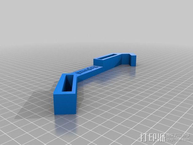 Microsoft Surface RT平板电脑支架 3D模型  图14