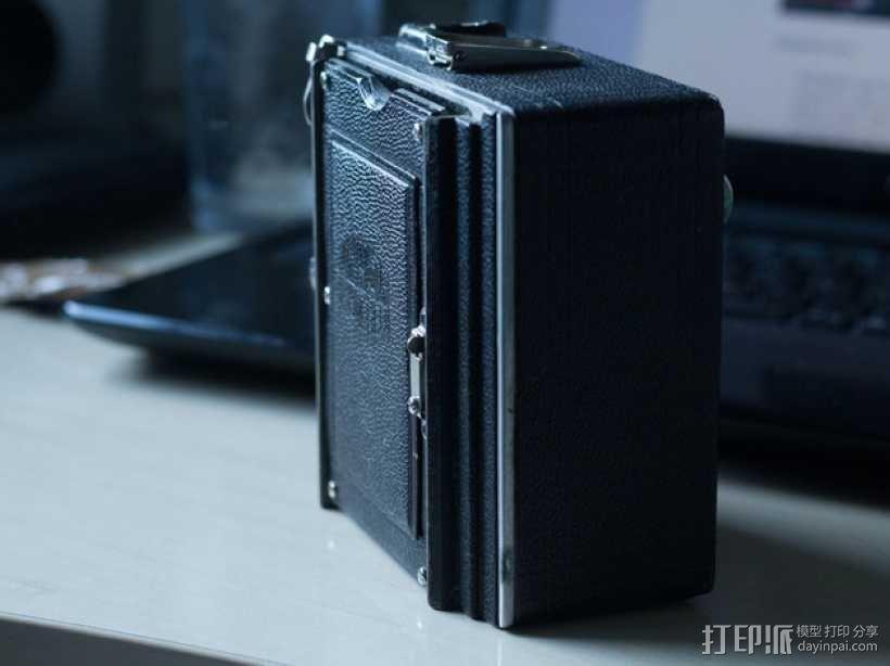 相机适配器 3D模型  图3