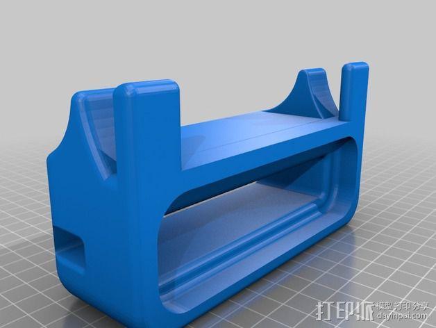 Belkin 通用式阅读器支架 3D模型  图2