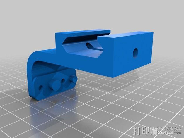 Sony hdr-as15 相机框  3D模型  图6