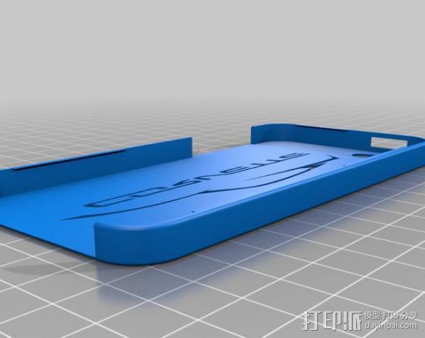 iPhone 5手机套 3D模型  图4