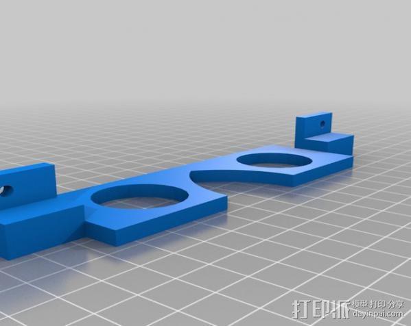 虚拟现实眼镜 谷歌纸盒  3D模型  图6