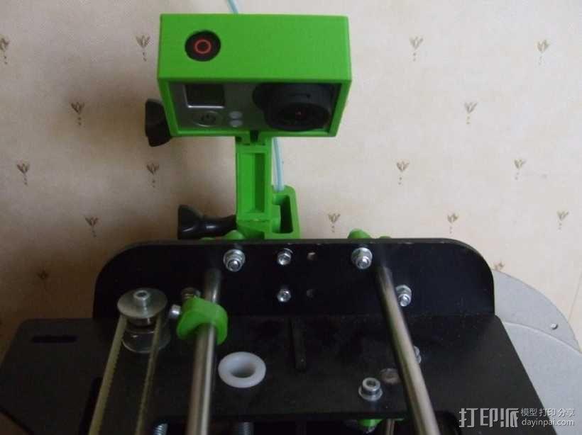 GoPro相机支架 3D模型  图5