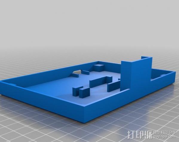 PC版虚拟现实眼镜 3D模型  图3