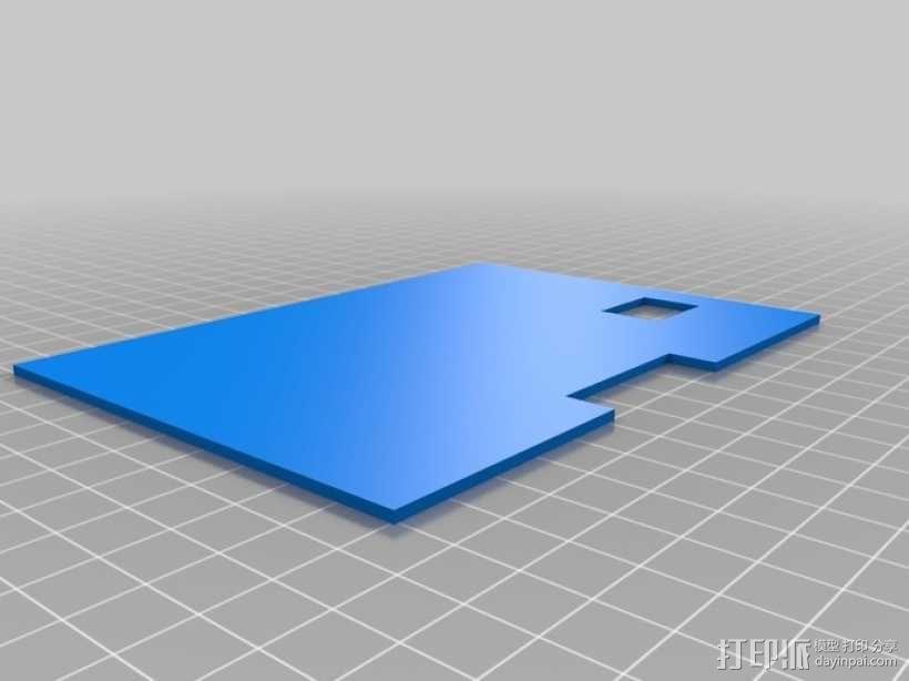 PC版虚拟现实眼镜 3D模型  图4
