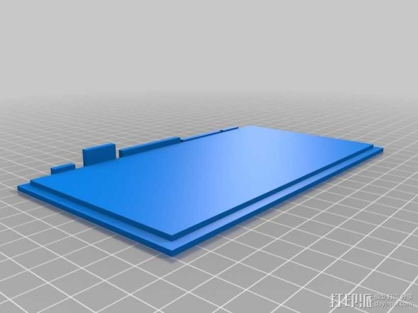 PC版虚拟现实眼镜 3D模型  图8