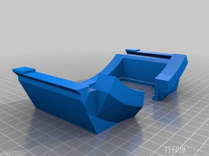PC版虚拟现实眼镜 3D模型  图6