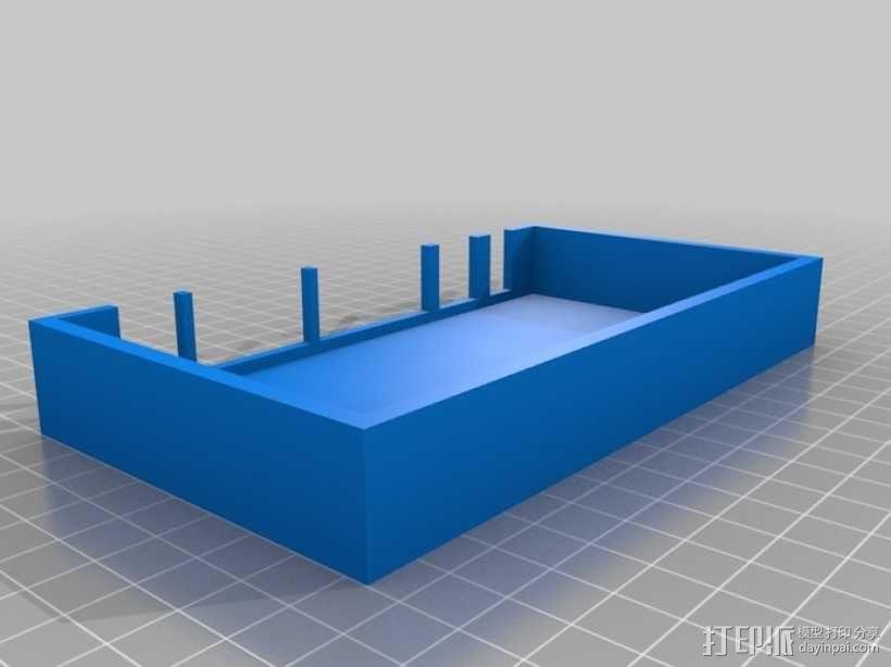 PC版虚拟现实眼镜 3D模型  图7