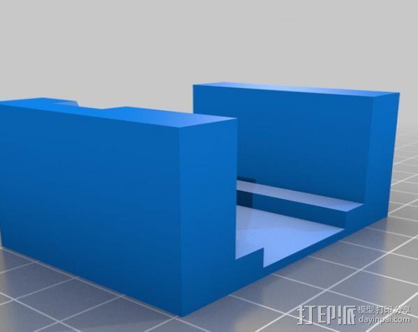 手表展示架 支架 3D模型  图2