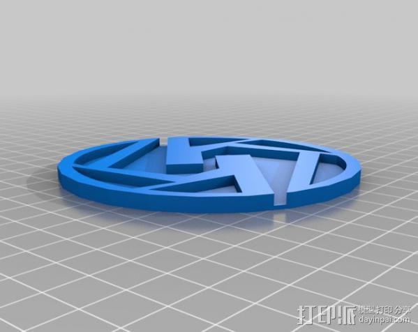 Super Metroid 超级银河战士标志 3D模型  图7