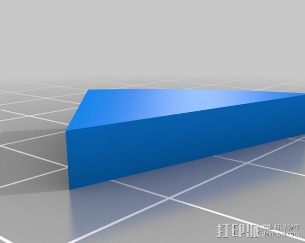 Super Metroid 超级银河战士标志 3D模型  图6