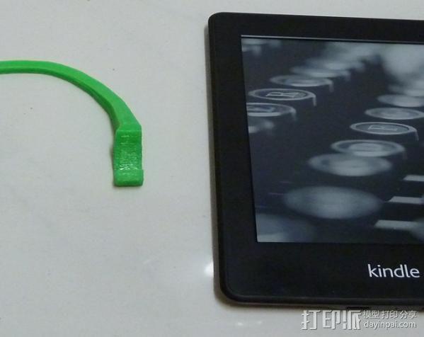 Kindle阅读器支架 3D模型  图4
