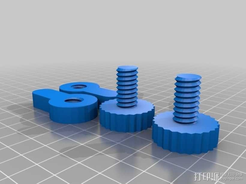 通用式电子阅读器支架 3D模型  图7