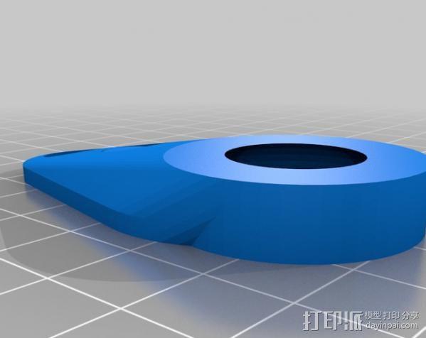 吸盘架 3D模型  图8