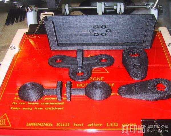 吸盘架 3D模型  图10