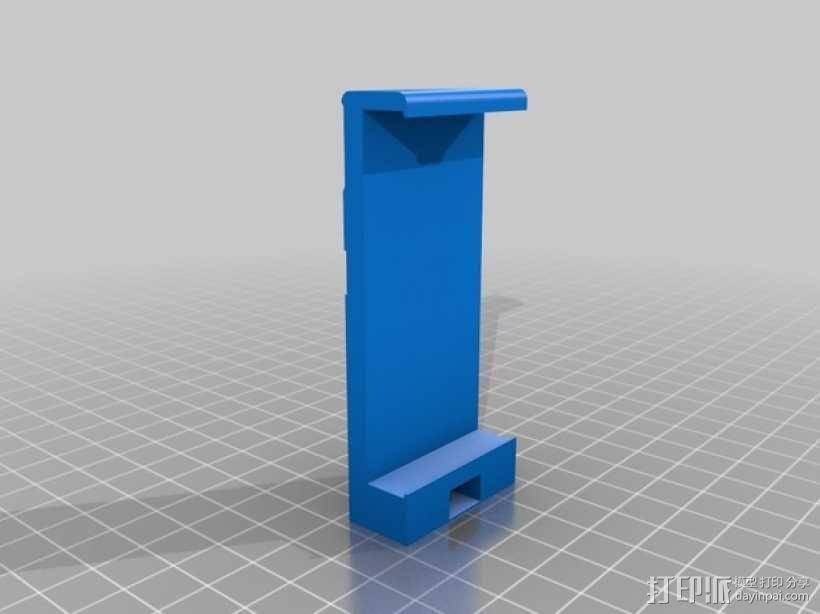 Nexus 4手机支架 3D模型  图2