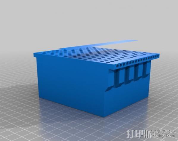 RED Epic摄像机 3D模型  图3
