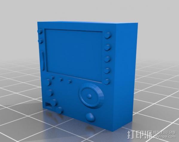 RED Epic摄像机 3D模型  图6