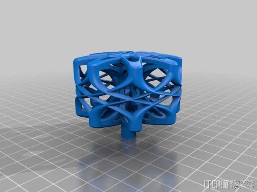 小鸟机器人 3D模型  图6
