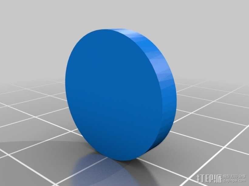 小鸟机器人 3D模型  图7