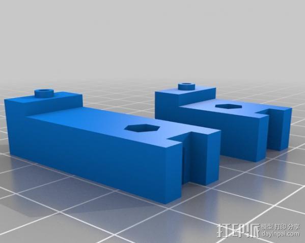 相机移动摄影车 3D模型  图4
