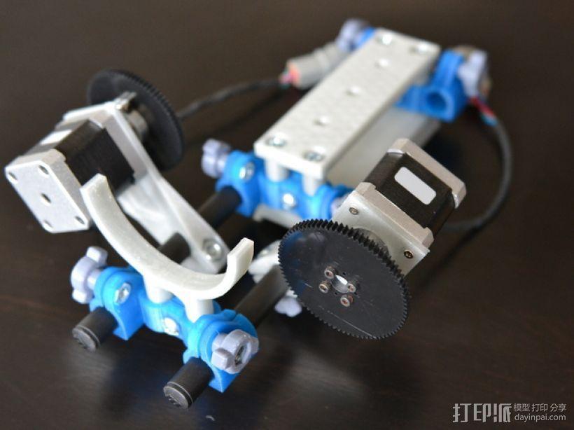 相机固定器 相机固定架 3D模型  图1